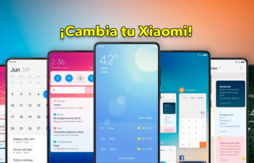 Cambia el diseño de tu Xiaomi instalando temas: fácil, rápido y gratis