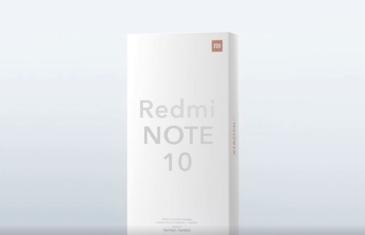 ¿Incluyen cargador los Xiaomi Redmi Note 10 dentro de la caja?