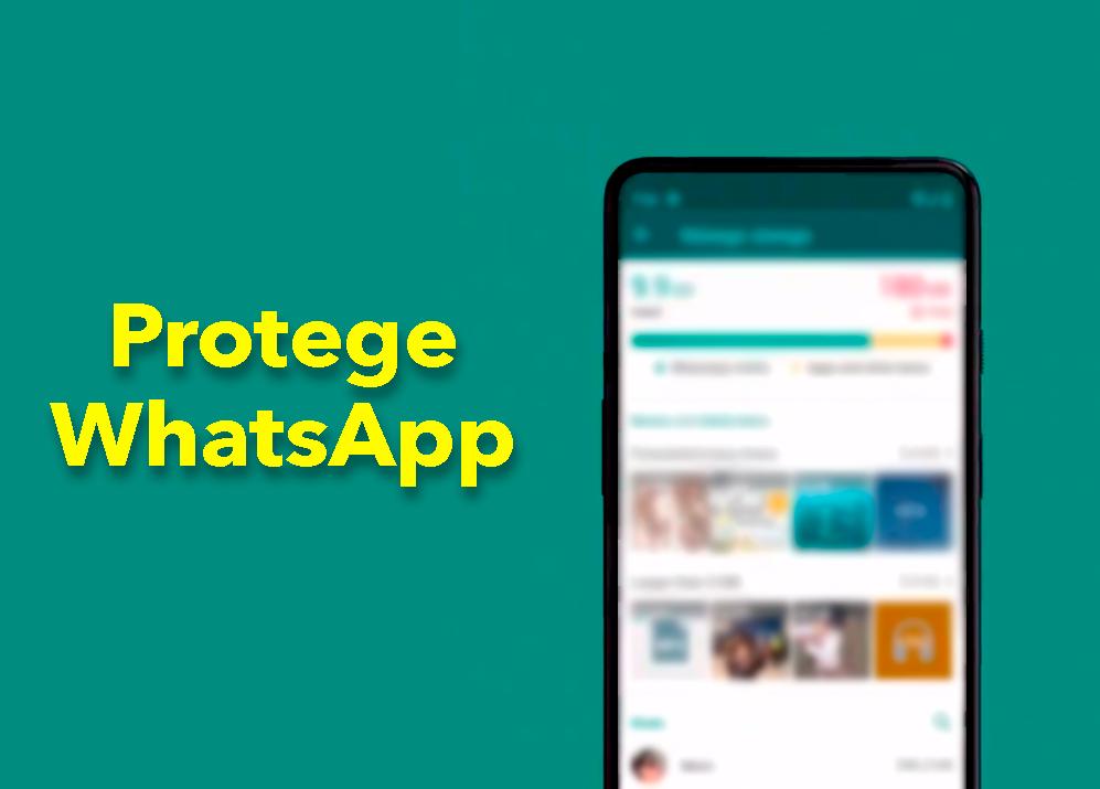 Protege los mensajes de WhatsApp con tu huella: cómo hacerlo