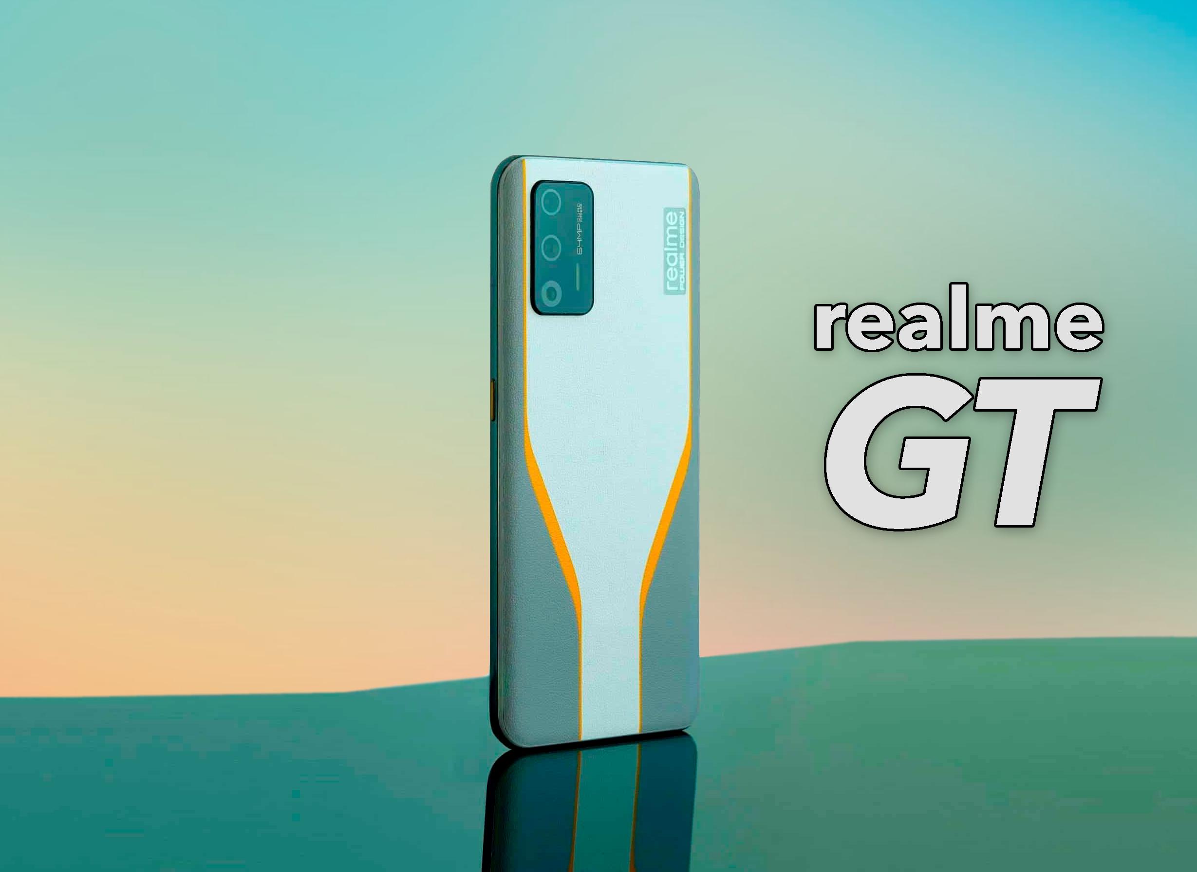El realme GT podría ser el rey de la relación calidad/precio en la gama alta: Snapdragon 888, 160 Hz, 12 GB de RAM…