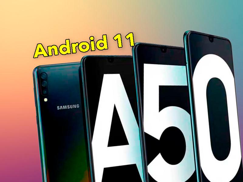 Tu Samsung Galaxy A50 ya tiene Android 11: descubre cuándo y cómo actualizará