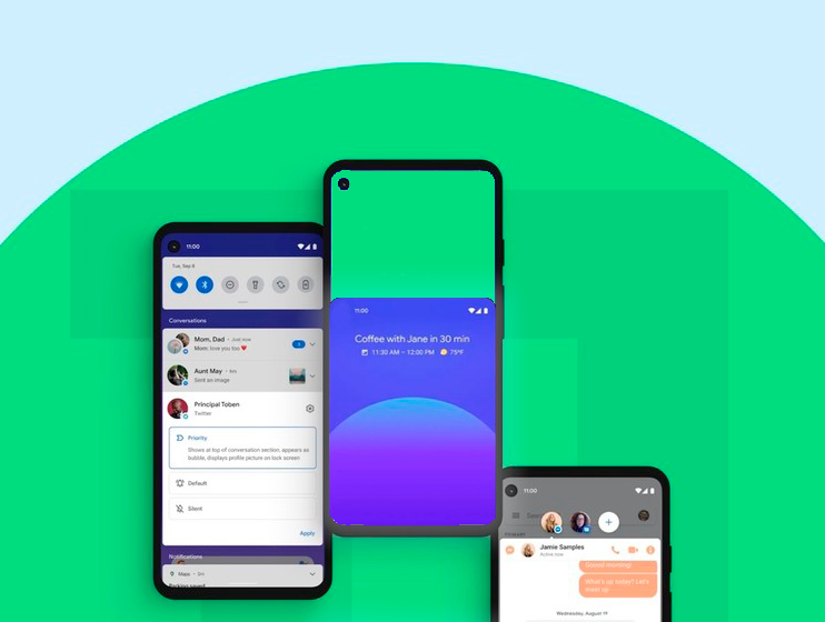 Nuevo modo en Android 12 copiado directamente de IOS: así se ve y funciona