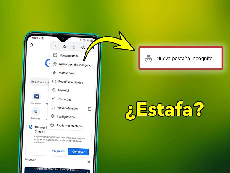 El Modo Incógnito de Chrome te ha estado engañando: tus datos no son privados
