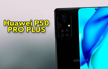 Así será el espectacular Huawei P50 Pro: 5 cámaras y diseño único