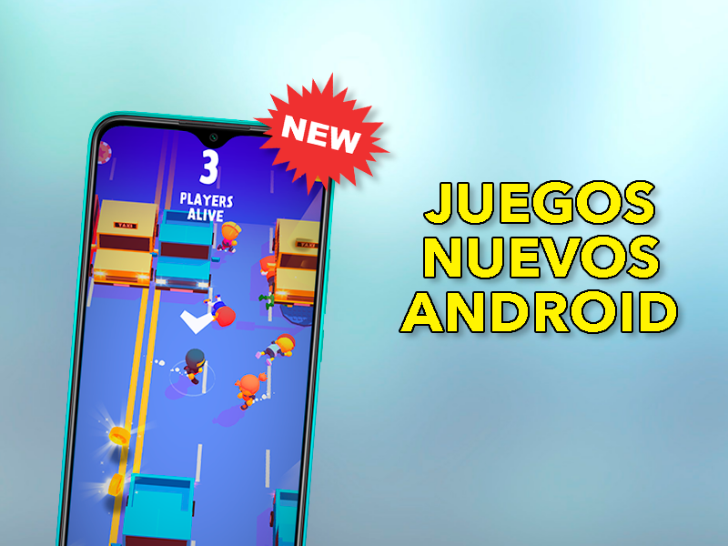 Nuevos Juegos Android de la última semana que deberías probar