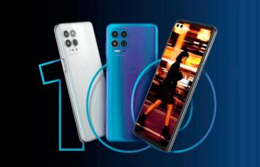 El Motorola Moto G100 es oficial como un gama alta que ya conocemos