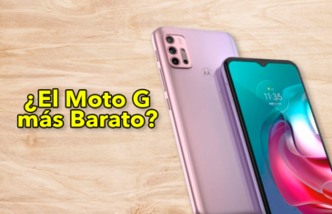 Motorola Moto G20 filtrado: precio y características de este gama media