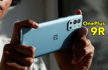 OnePlus 9R es el OnePlus más barato y no lo podrás comprar
