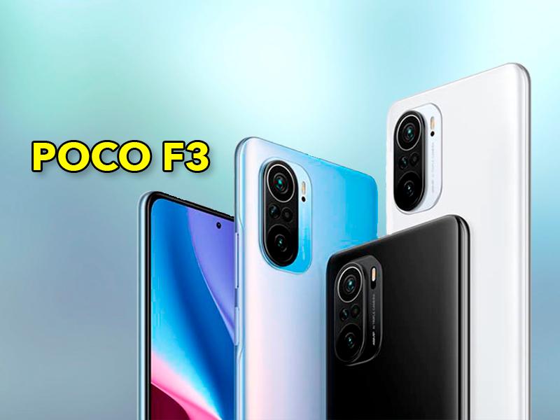 El POCO F3 y POCO X3 Pro a la vuelta de la esquina:más detalles filtrados