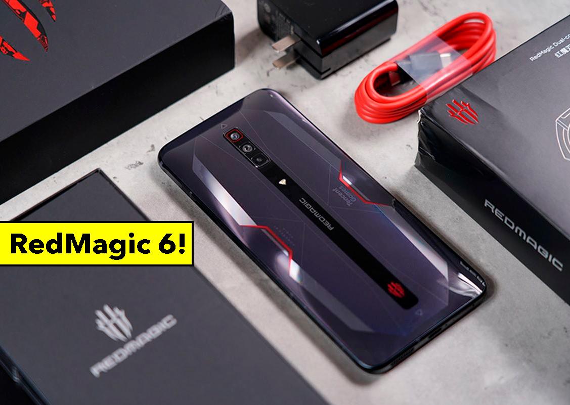 Este es el mejor móvil de 2021: RedMagic 6 y RedMagic 6 Pro