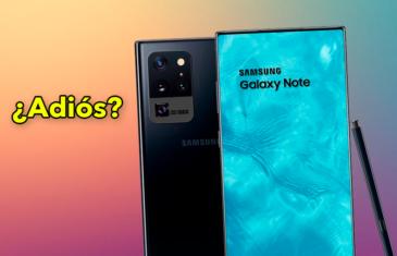 Los Samsung Galaxy Note 21 sufrirán una hibernación: este año no se presentarán