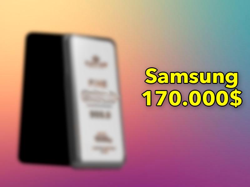 Este Samsung Galaxy S21 cuesta 170.000$, ¿qué tiene para ser tan caro?