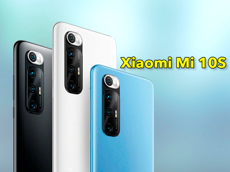 Nuevo Xiaomi Mi 10S, ¿merecen la pena sus novedades?