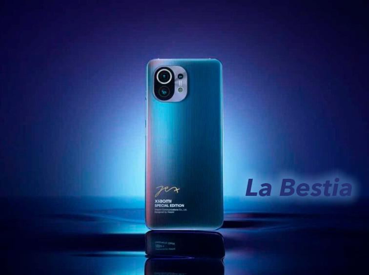 La bestia de Xiaomi: el mejor gama media también será el más fino