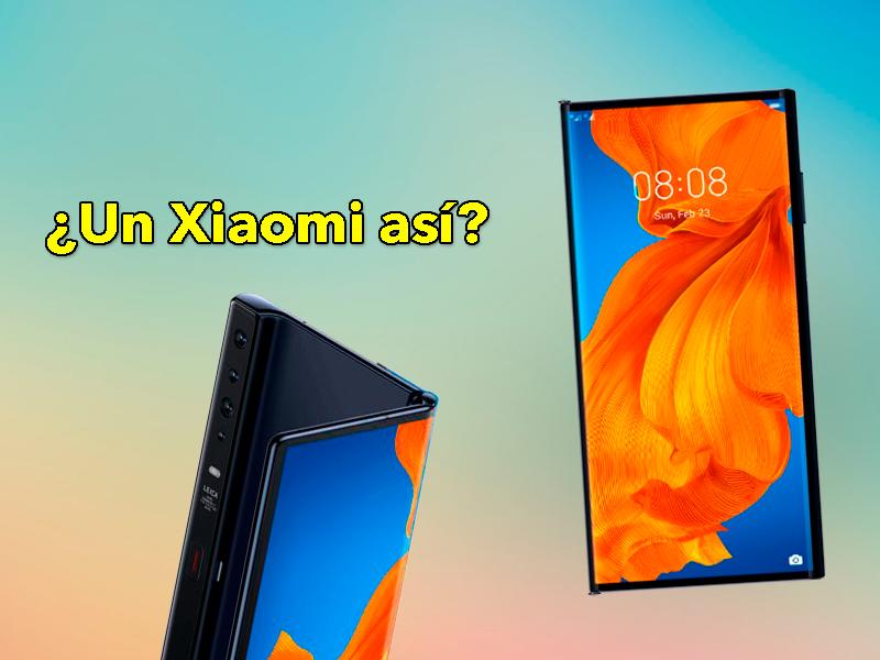 Xiaomi copiará a Huawei en su móvil más espectacular de 2021