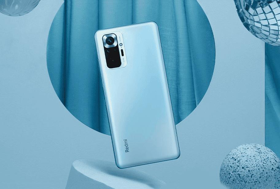 Así es el nuevo Xiaomi Redmi Note 10 Pro, ¿el mejor gama media del momento?