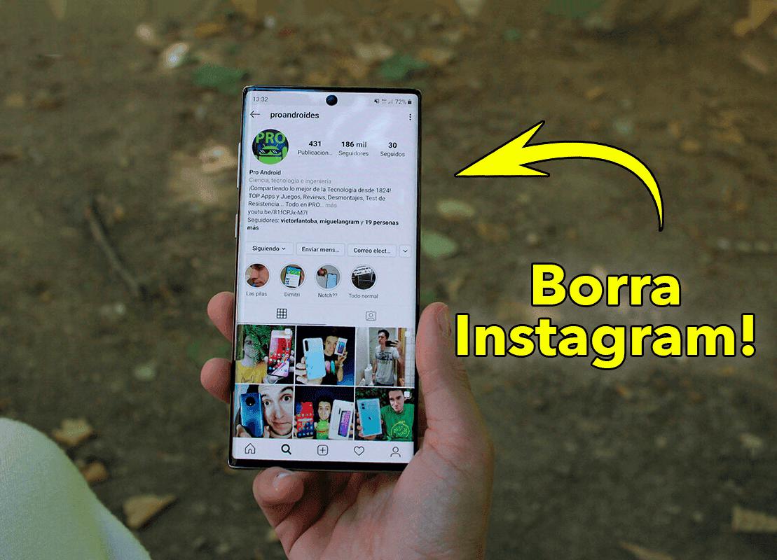 Deberías borrar Instagram ahora mismo: esta app consume menos, pesa menos y  funciona con Internet lento