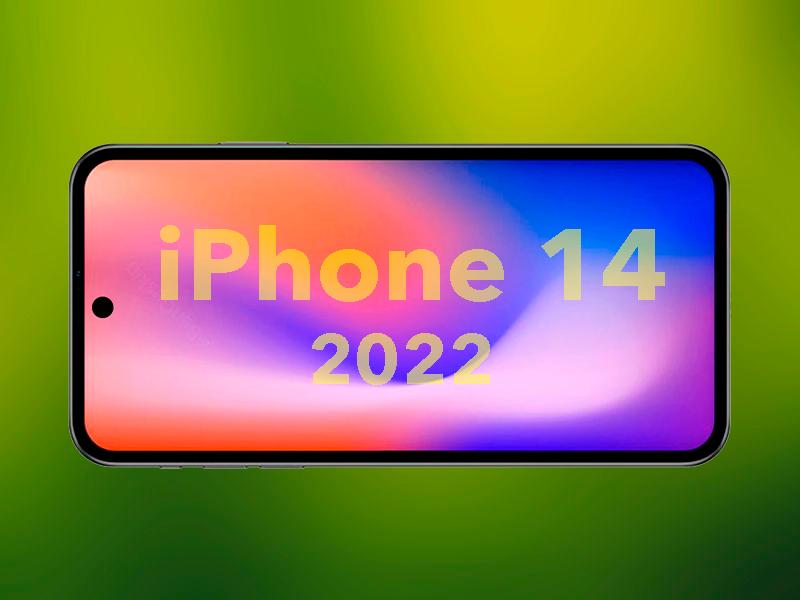La mayor novedad del iPhone 14 (2022) será el agujero en pantalla que ahora utilizan los Android