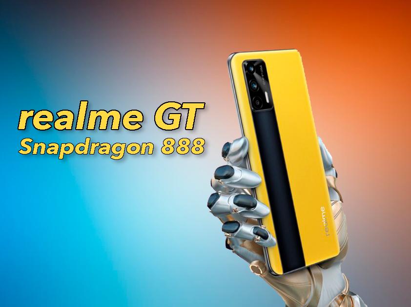 El realme GT es el gama alta con mejor relación calidad/precio del mercado