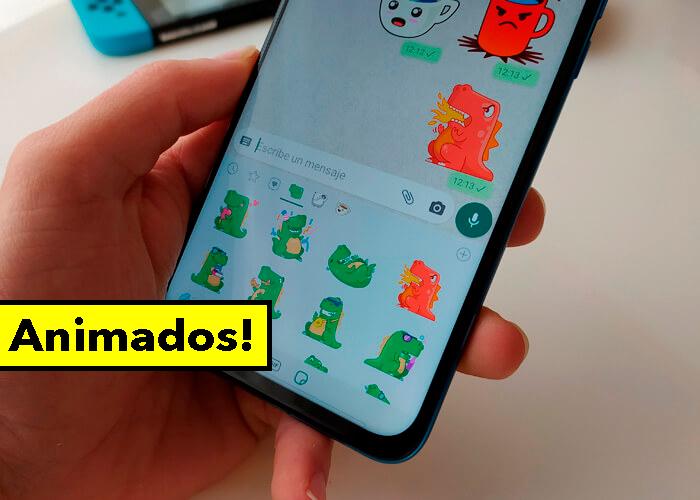 Stickers animados en WhatsApp: ahora puedes crear los tuyos propios