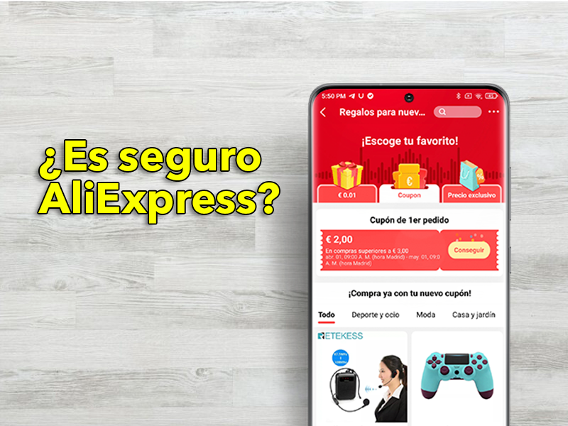 ¿Es seguro comprar en AliExpress? Todo lo que debes saber sobre devoluciones, chollos y más