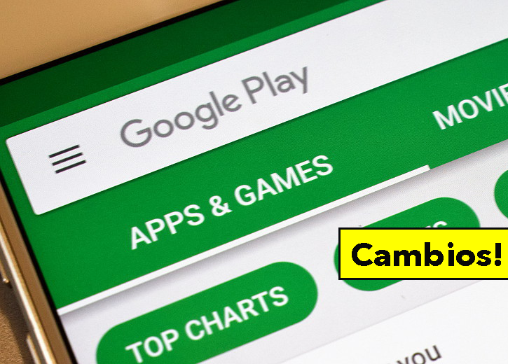 Google Play copiará a la App Store con estos cambios para los usuarios