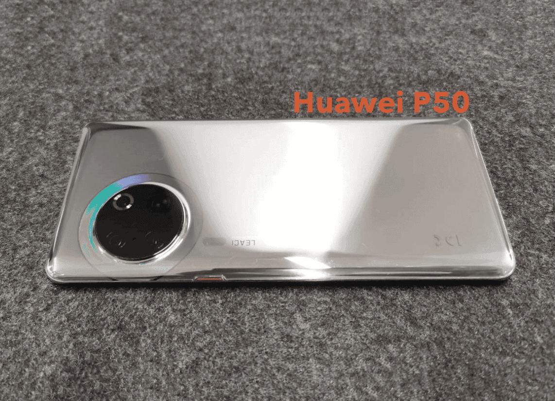 El Huawei P50 cambia de diseño para convertirse en un Mate 30 mucho más feo