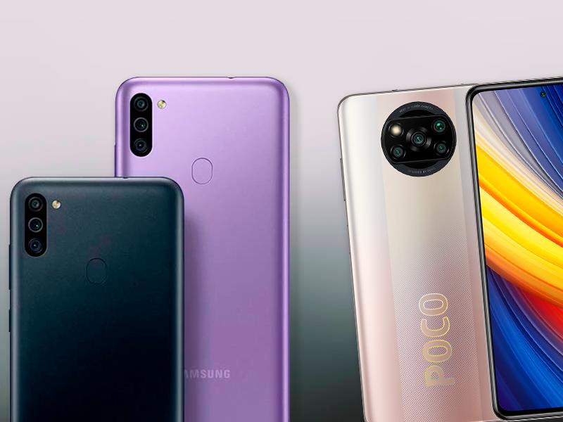 Estos son los 3 móviles más vendidos en Amazon, ¿merecen la pena? ¿son tan buenos?