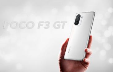El POCO F3 GT es el nuevo móvil que vas a querer comprar si quieres un gama alta