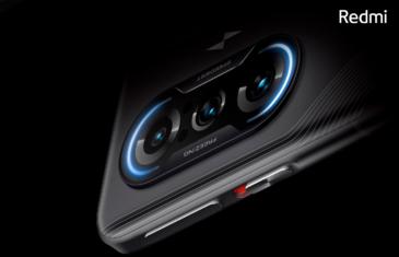 Así será el espectacular Xiaomi Redmi K40 Gaming Edition