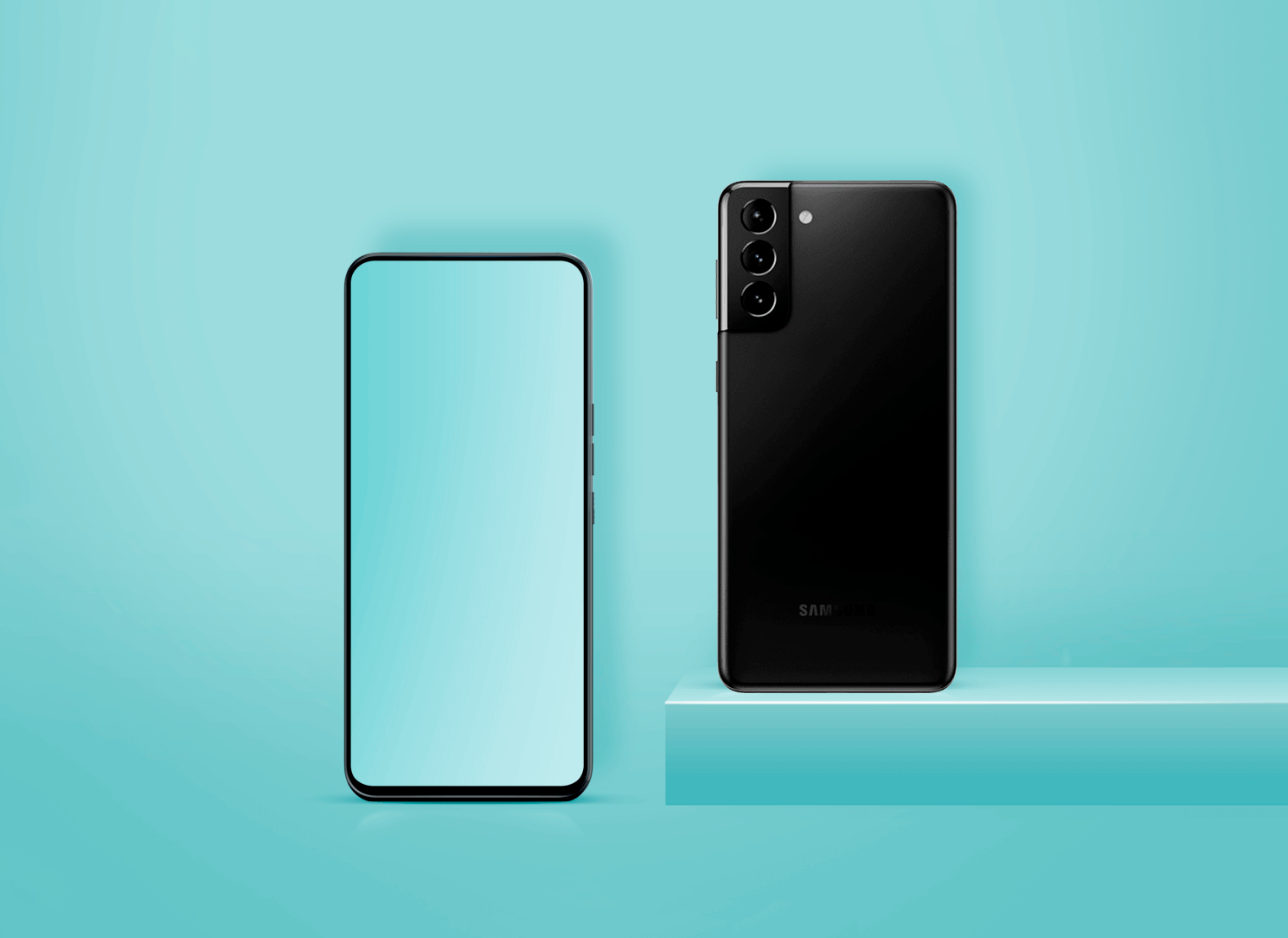 El primer Samsung con cámara invisible llegará a finales de 2021