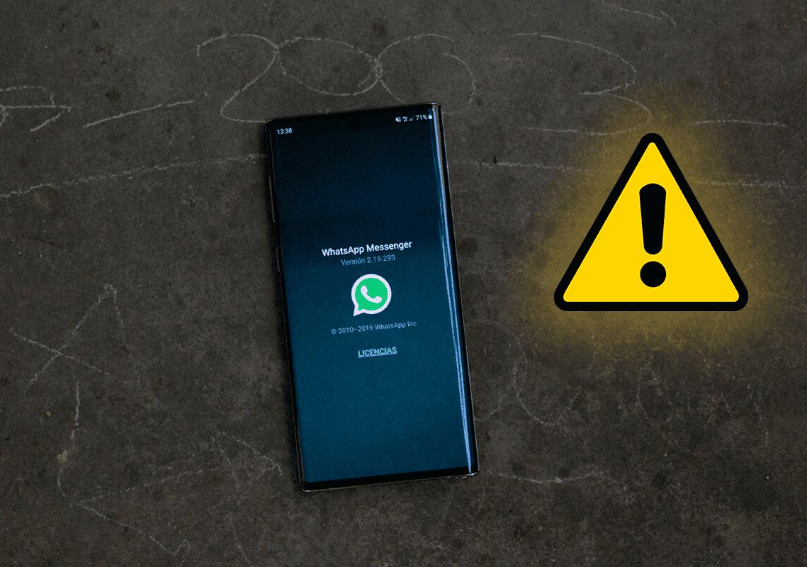 Este fallo de WhatsApp permite bloquear cualquier cuenta de forma sencilla