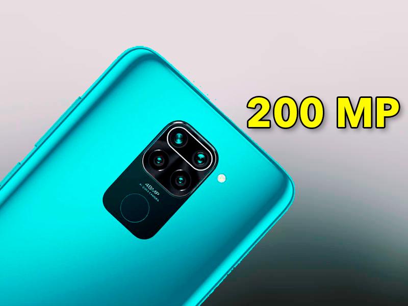 El Xiaomi con cámara de 200 megapíxeles que podría llegar este año