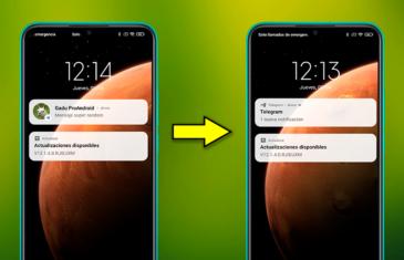 Así puedes ocultar el contenido de las notificaciones en tu móvil Xiaomi