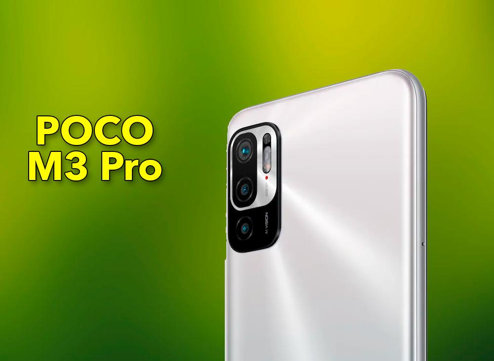 POCO M3 Pro podría reventar el mercado con la mejor relación calidad/precio
