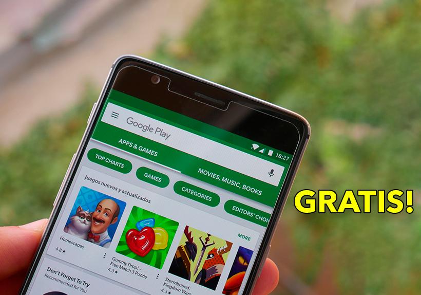 14 aplicaciones Android gratis que normalmente son de pago: solo durante 24 horas