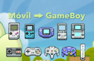 Convierte tu móvil en una GameBoy, GameBoy Advance o GameBoy Color con esta sencilla aplicación