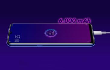 3 móviles baratos con mucha batería: 6.000 mAh o más