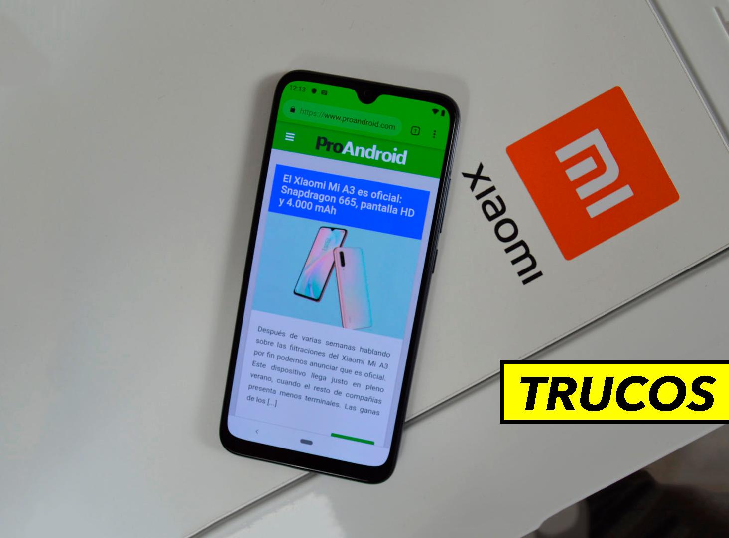 5 trucos de MIUI 12 para tu móvil Xiaomi que no conocías hasta ahora