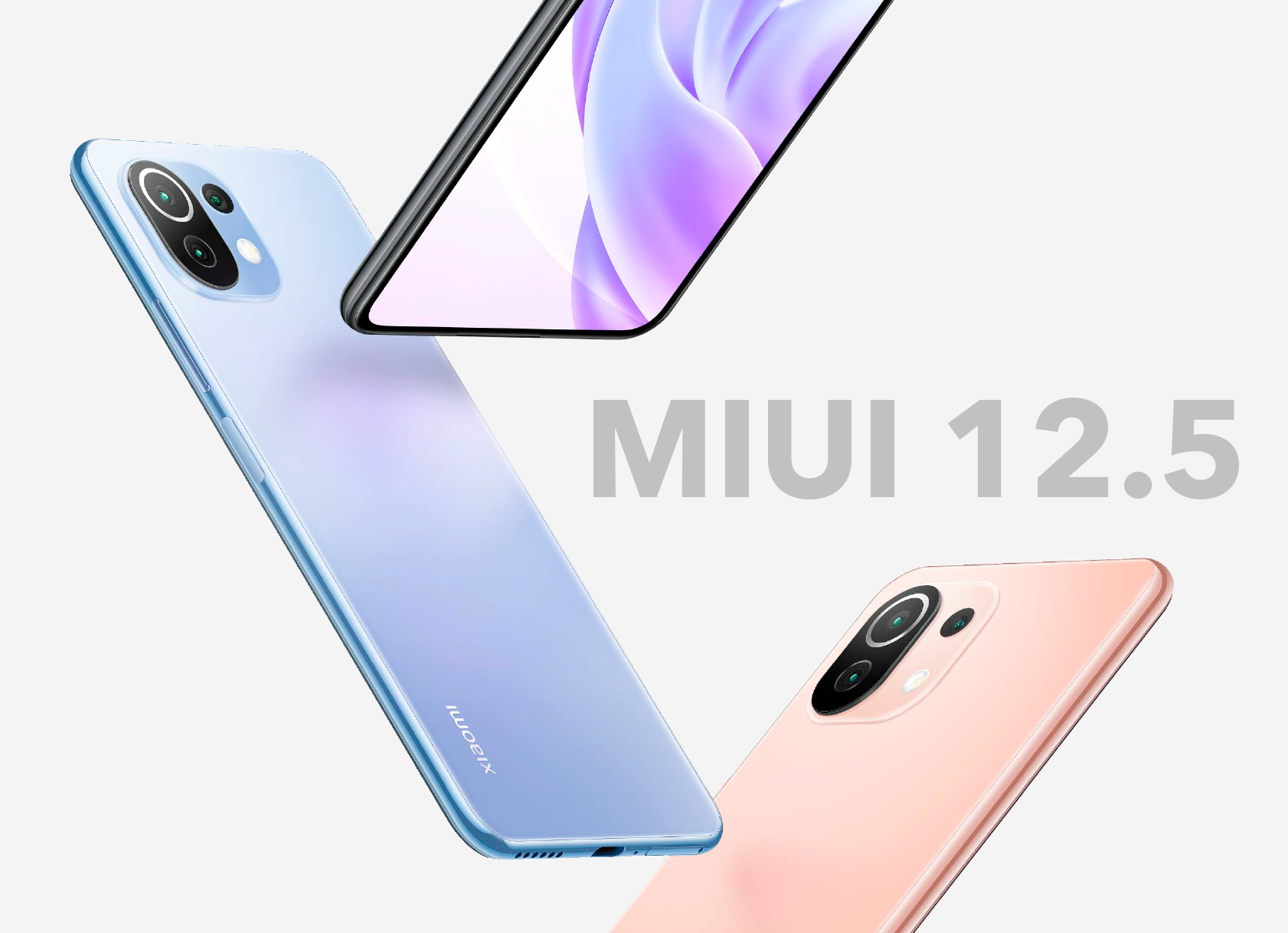 Todos los móviles Xiaomi que actualizarán a MIUI 12.5 para solucionar los errores de MIUI 12