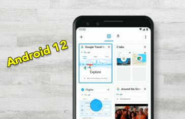 Así puedes hacer que Google Chrome se actualice con el aspecto de Android 12