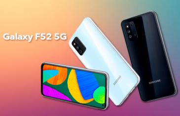 Nuevo Samsung Galaxy F52 5G, un Galaxy A52 más barato e ¿interesante?