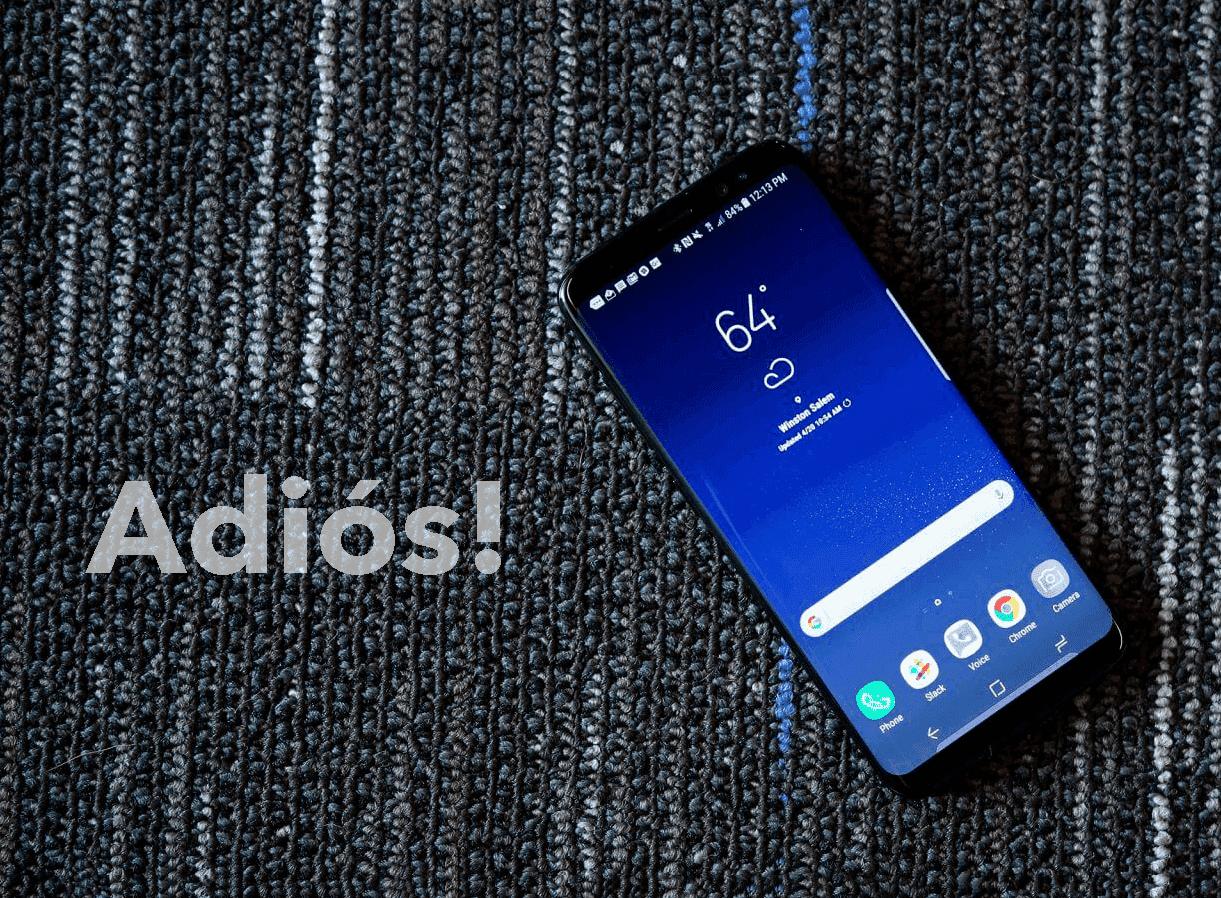 Uno de los mejores móviles Samsung se queda sin actualizaciones Android