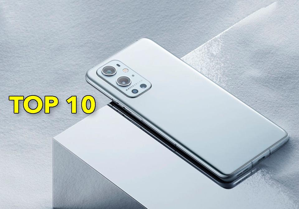 Estos son los 10 móviles más potentes del momento según AnTuTu