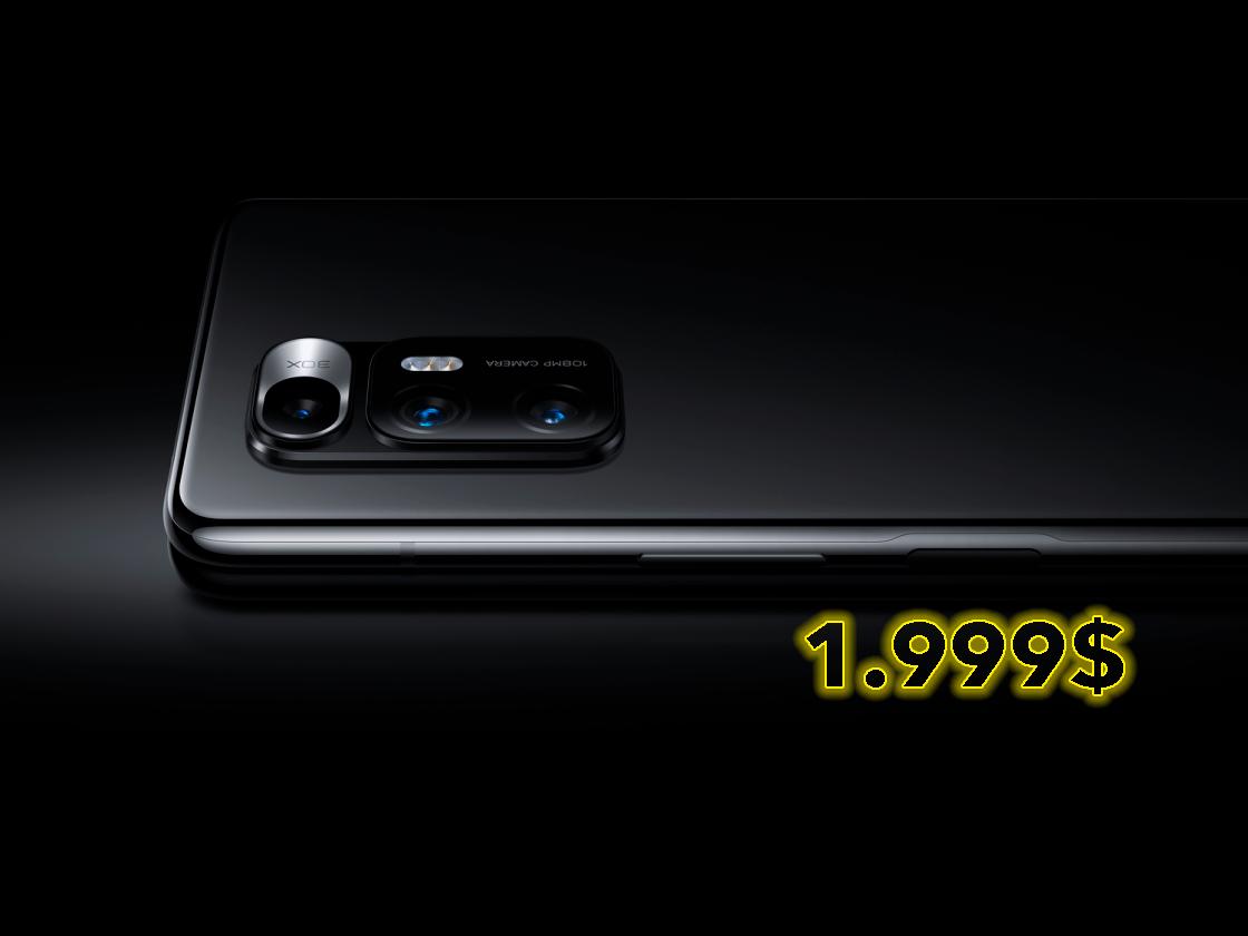Este móvil Xiaomi cuesta 1.999$, ¿merece la pena pagarlos? ¿qué ofrece?