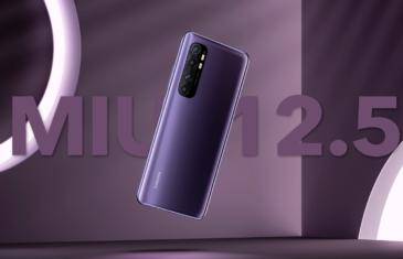 MIUI 12.5 ya está llegando a estos dos móviles Xiaomi muy populares