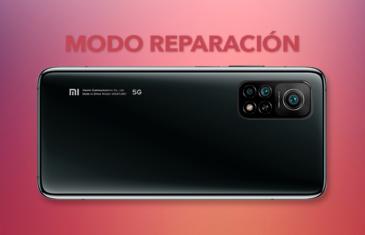 Nuevo Modo Reparación para móviles Xiaomi: qué es y para qué sirve