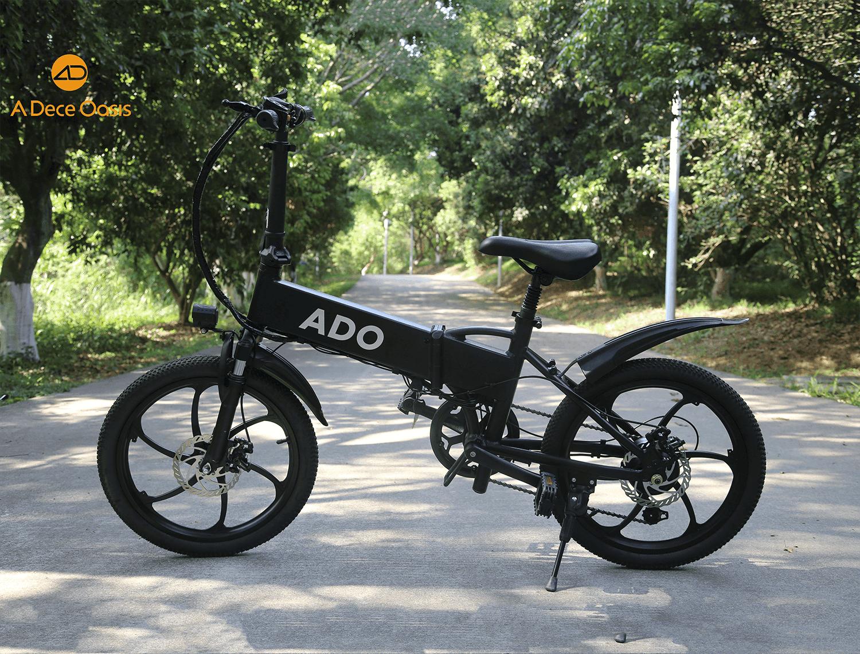 La mejor bici eléctrica compacta para el día a día: ADO-A20 e-bike