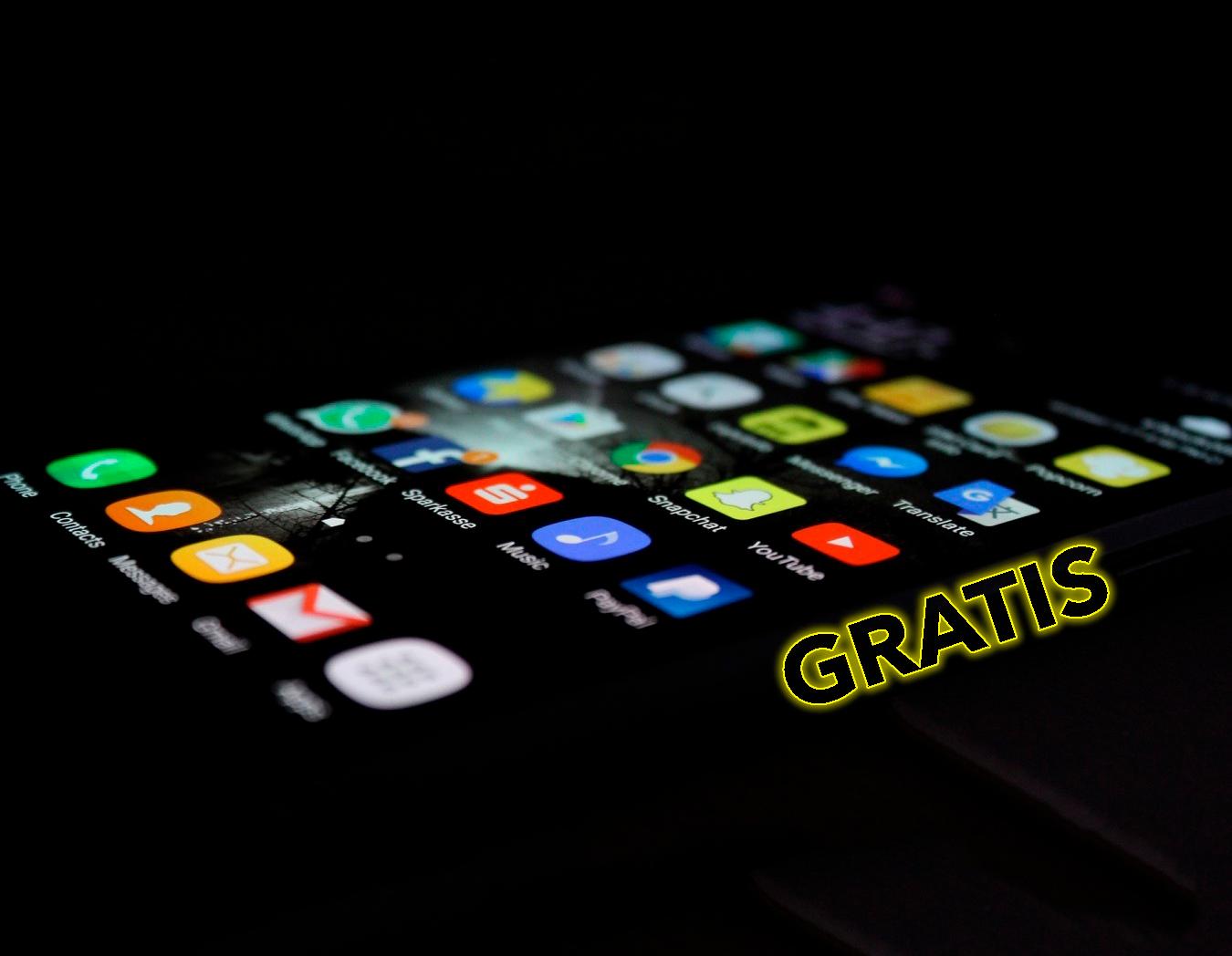 19 Aplicaciones Android TOP gratis por tiempo limitado