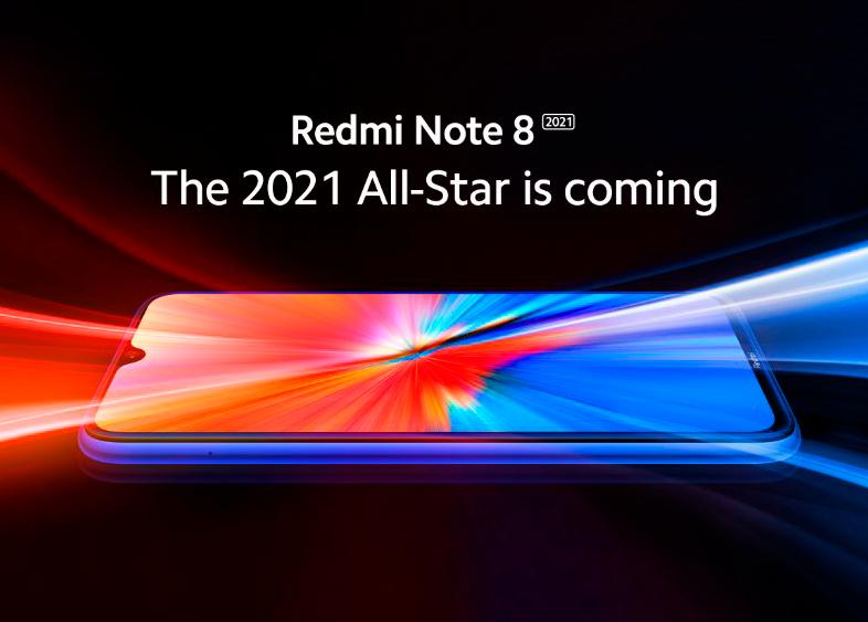 Confirmado: habrá un Redmi Note 8 2021 y este es su diseño